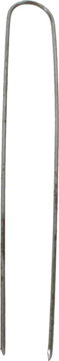 8 x 1 x 1 cm Edelstahl Universal Efeunadel Silber