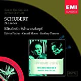 Schubert: 24 Lieder (Great Recordings of the Century)