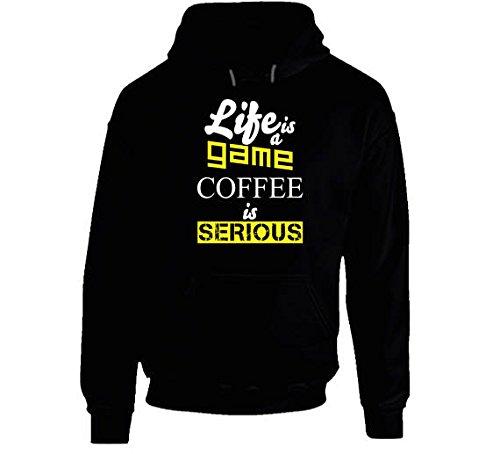Life Is A Game Hoodie Sweatshirt Winter Hoodie Warm Hoodie Gift for Friends - Shop Uk Spade Kate