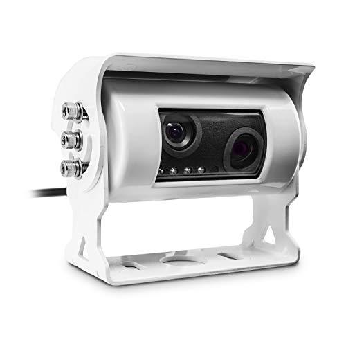 Carmedien Dubbele achteruitrijcamera cm-DRFK3 Twin achteruitrijcamera dubbele camera voor camper
