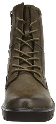 Combattimento Stivali Da 300 610100 37ol204 braun Donne Delle Marroni Scaricatori Px1ISqS