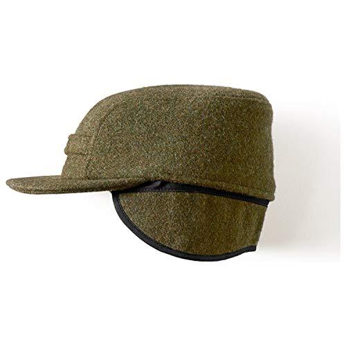 - Filson Green Mackinaw Cap 60040