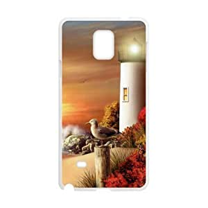Hu Xiao Lighthouse cell phone case cover For DEsfJeExINP Samsung Galaxy S6