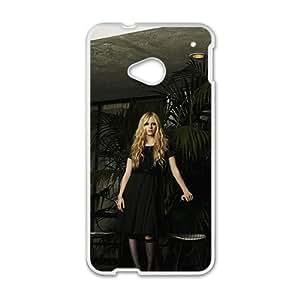 Avril Lavigne Design Pesonalized Creative Phone Case For HTC M7