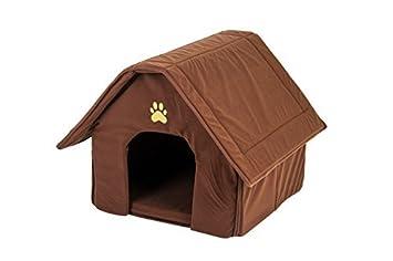 Interior Caseta Para Perro Haras Casa De Perro Cueva Para Perro Transportín Perro Cama Para Perro - braun: Amazon.es: Hogar