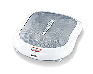 Beurer Foot Massager With Built in Heat Function, Shiatsu like Features