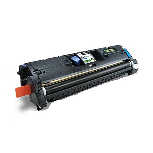 Toner Spot Remanufactured Toner Cartridge Replacement for HP C9701A (Cyan)