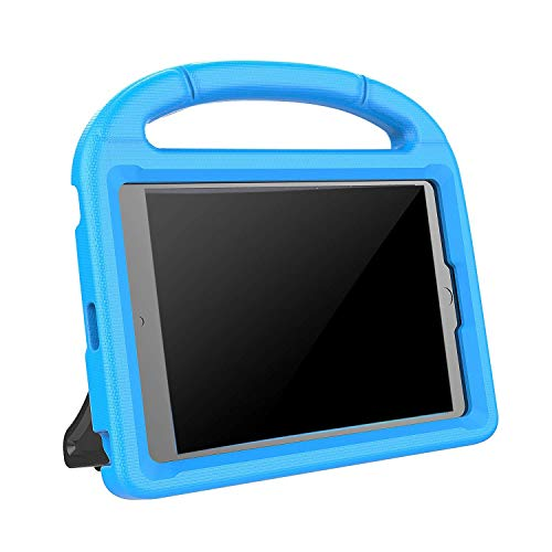 (LEDNICEKER Kids Case for iPad Mini 1 2 3 4 5 - Light Weight Shock Proof Handle Friendly Convertible Stand Kids Case for iPad Mini, Mini 5, Mini 4,iPad Mini 3rd Generation, Mini 2 Tablet - Blue)