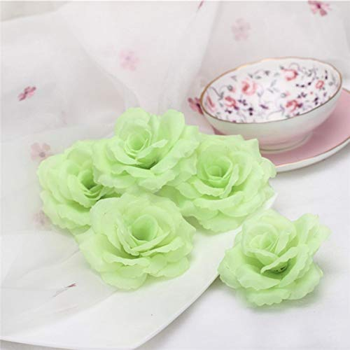 Seed Handmade Flower Plastic Buttons Flower Felt Bouquets Kits DIY Sewing Crafting Kit Home Flowers Decor