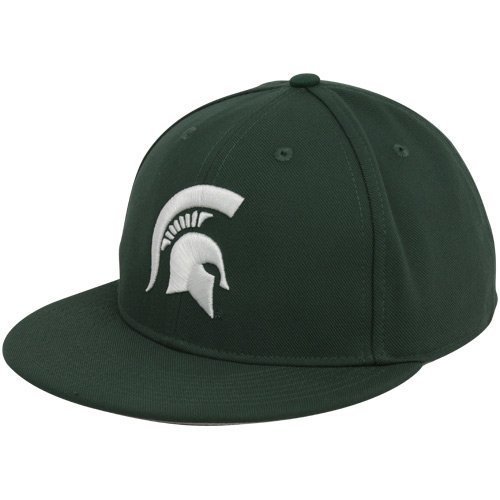Michigan State Spartans Nike Fitted Cap 7 5/8