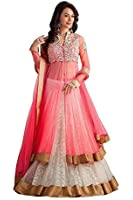 Globalia Creation Women'S And Girl'S Net Silk Traditional Lehenga Cholis