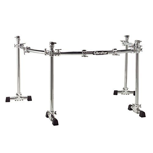 Gibraltar 4-Post Curved Drum Set Rack