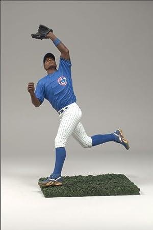#12 Alfonso Soriano in Grey Yankees Uniform McFarlanes SportsPicks MLB Series #8