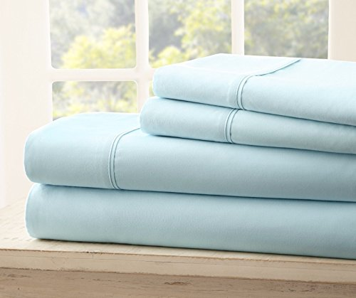 Royal collection 1900 egyptian cotton bamboo quality bed How to put a fitted sheet on a bed