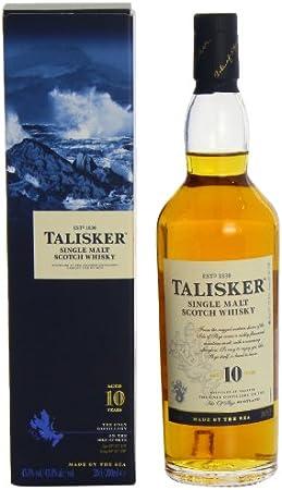 Talisker - Single Malt Scotch (20cl Bottle) - 10 year old Whisky