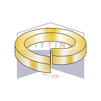 "5//16/"" Split Lock Washers Zinc Plated 1500"