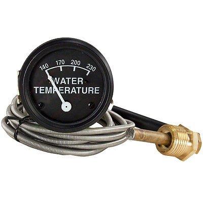 AA6295R New Water Temperature Gauge For John Deere 40 50 60 70 520 530 620 630 +