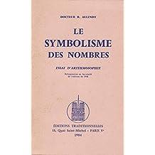 Amazon r allendy books le symbolisme des nombres fandeluxe Choice Image