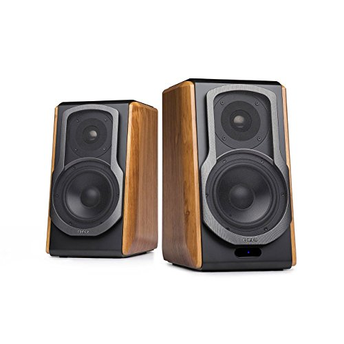 Price comparison product image Edifier S1000DB Active Bookshelf Speakers - Bluetooth 4.0 - Optical Input (Certified Refurbished)