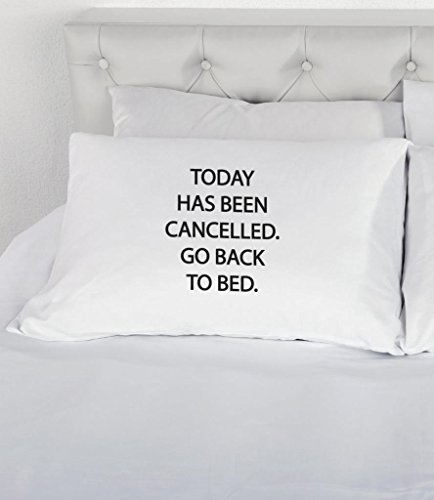 Cancelled Novelty Pillow Bedding Present product image