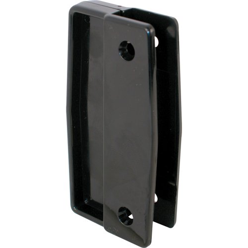 (Prime-Line Products A 111 Sliding Screen Door Pulls, Black Plastic,(Set of 1))
