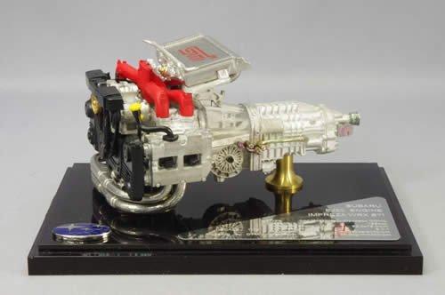 1/12 EJ20 engine models from SUBARU IMPREZA WRX STI(GDB) DTM004