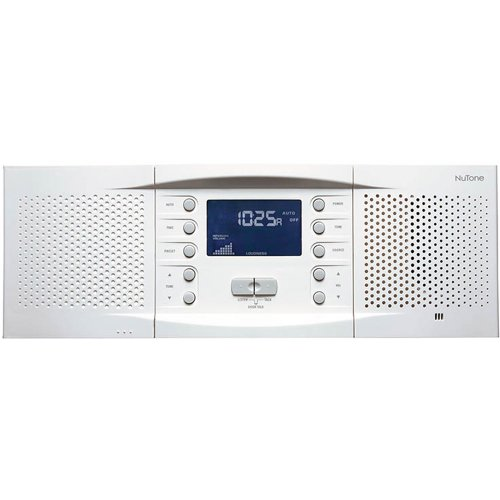 Nutone NM100WH Intercom Master Station (White)
