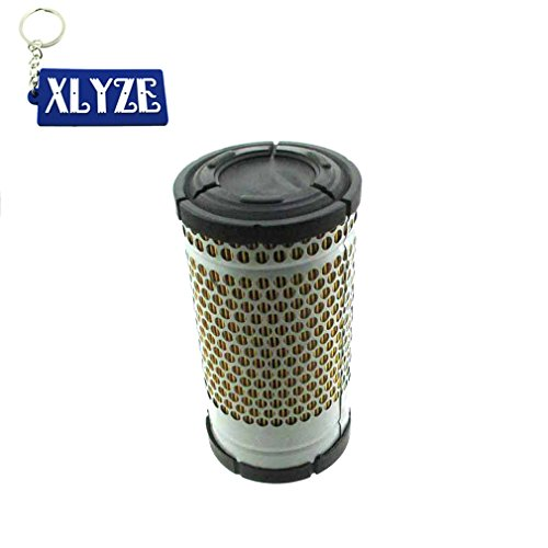 XLYZE Air Filter 6C060-99410 For Kubota B1410 B1610 B1700 B2100 B2400 B2410 B2630 B2710 B2910 B3030 B7300 B7400 B7410 B7500 B7510 B7610 B7800 Compact (Kubota Air Filter)