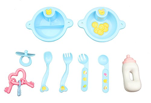Foster Feeding Bottle - Brynhildr Feeding Set for Baby Doll (2 color)