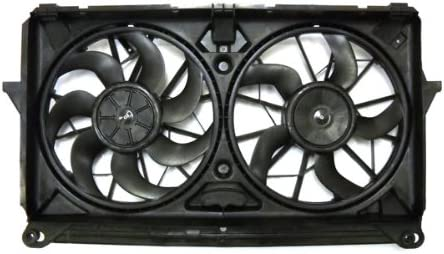 TYC 622210 Chevrolet//GMC Replacement Cooling Fan Assembly