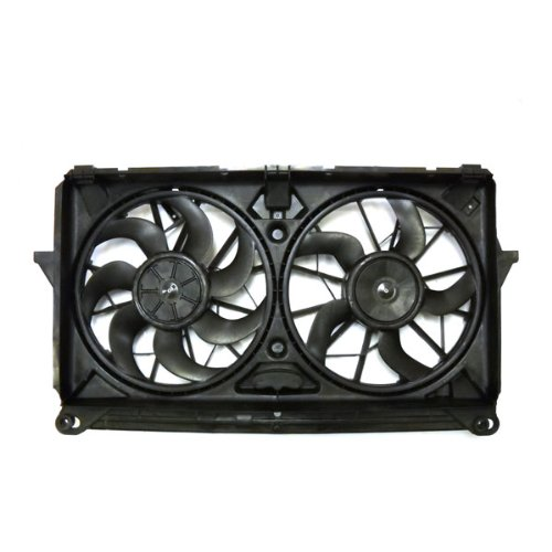 TYC 622230 Replacement Cooling Fan Assembly
