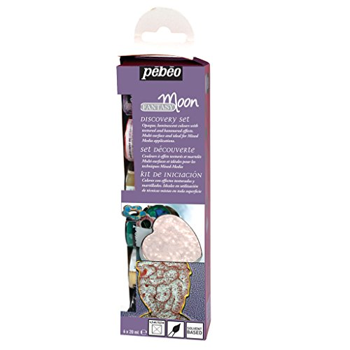 Pebeo Fantasy Discovery Assorted Hammered