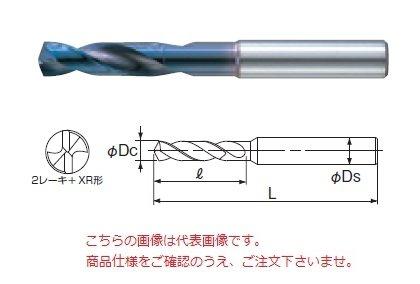 不二越(ナチ) 超硬ドリル AQDS19.5 (アクアドリルスタブ)  B075MWZCG9