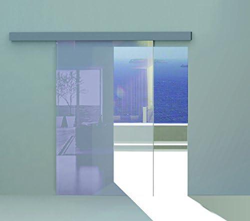Para puerta corredera de cristal Hercules Gear para paneles de ...