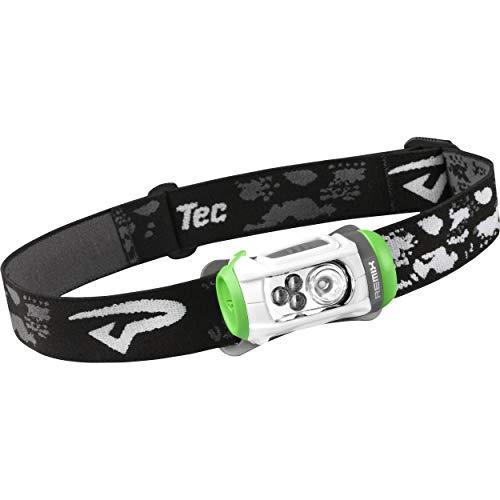3 Tikka Headlamp Led (Princeton Tec Remix LED Headlamp (125 Lumens, Black w/Green LED's))