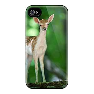 Premium Protection Little Deer Case Cover For Iphone 6- Retail Packaging