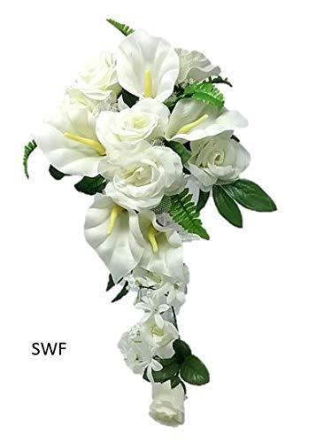 Teardrop Bridal Bouquet - 20
