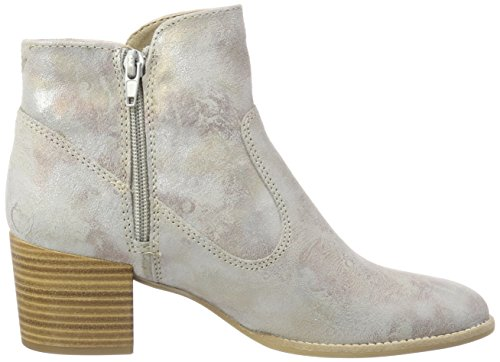 Tamaris Women''s com 261 25302 grey Metal Boots Ankle Grey rrfwPxFq