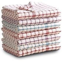 ICG - Paño de cocina, algodón de rizo, para secar, pack de 7 ...