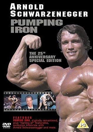 Amazon com: Pumping Iron: Arnold Schwarzenegger, Mike Katz