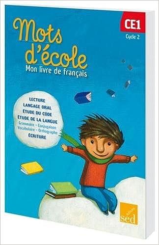 Francais Ce1 Livre De L Eleve 9782352471035 Amazon