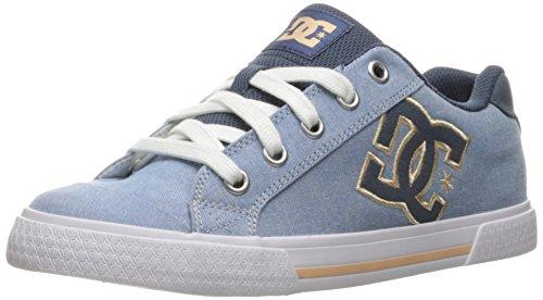 DC Frauen Chelsea TX SE Sneaker Navy Weiß