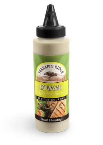 orange wasabi dressing - 7