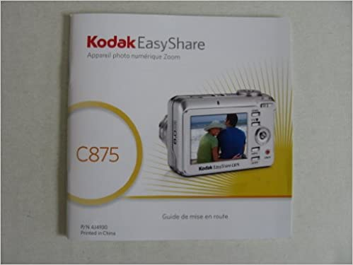KODAK C875 CAMERA WINDOWS 8 DRIVERS DOWNLOAD