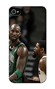 Flyinghouse Fashion Protective Sports Nba Basketball Kevin Garne Toronto Raptors Boston Celtics Case Cover For Iphone 5/5s