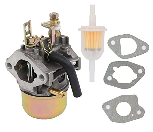 Fuel Gas Carburetor For Subaru Robin EH12 EH12-2D 4 HP Engine Motor Carb Replaces Robin # 252-62404-00 (Robin Motor)