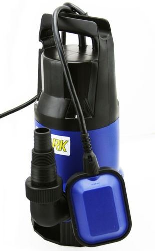 1/2HP 2115GPH Submersible Sump Pump Water Pumps Empty Pool Pond Flood 25FT Cord ()
