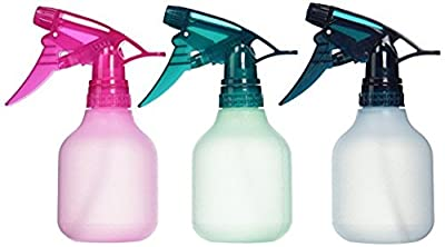 Tolco Empty Spray Bottle 8 oz. Frosted Assorted Colors (Pack of 3)
