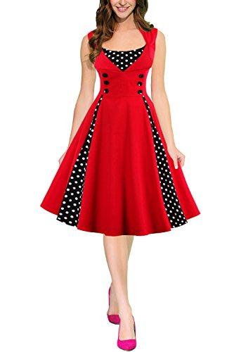 60s party dress - 2