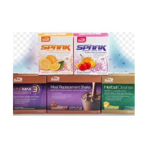 Image of AdvoCare 24 Day Challenge Product Bundle (Chocolate) Health and Household